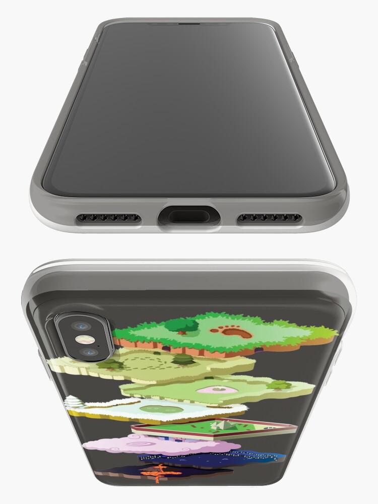 Alternative Ansicht von Dein Heiligtum (erdgebunden) iPhone-Hülle & Cover