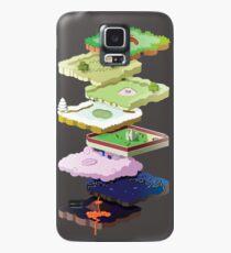 Dein Heiligtum (erdgebunden) Hülle & Klebefolie für Samsung Galaxy