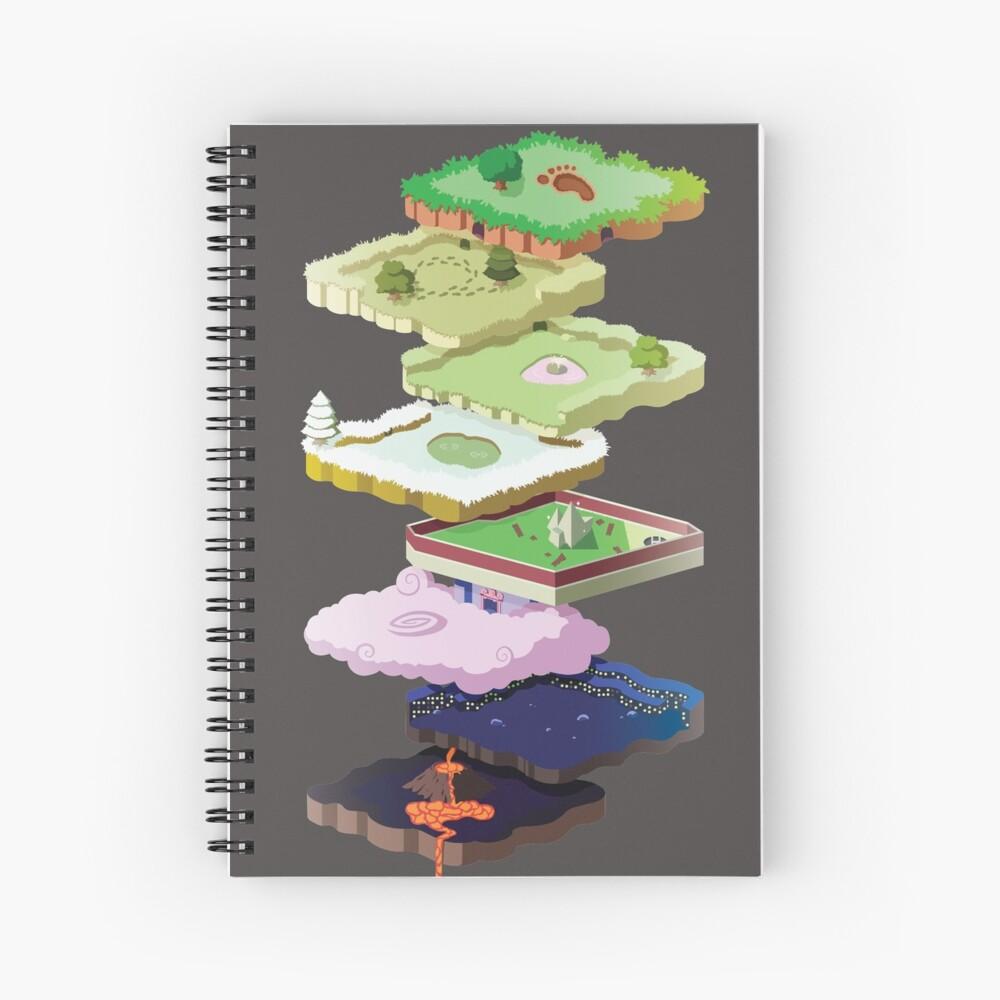 Your Sanctuary (Encadenado) Cuaderno de espiral
