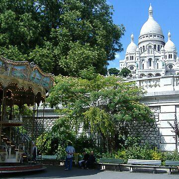 Amelie's Paris by RatRace