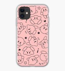 Kirby Mass Attack! iPhone Case