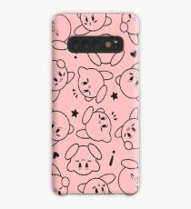 Kirby Mass Attack! Case/Skin for Samsung Galaxy