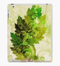 Leaf Reflection iPad Case/Skin