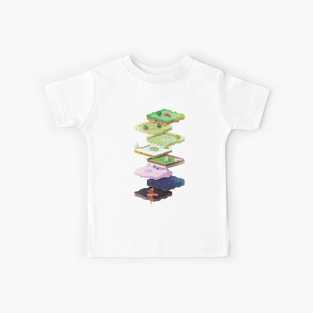 Your Sanctuary (Encadenado) Camiseta para niños