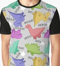 Dino Babies Graphic T-Shirt