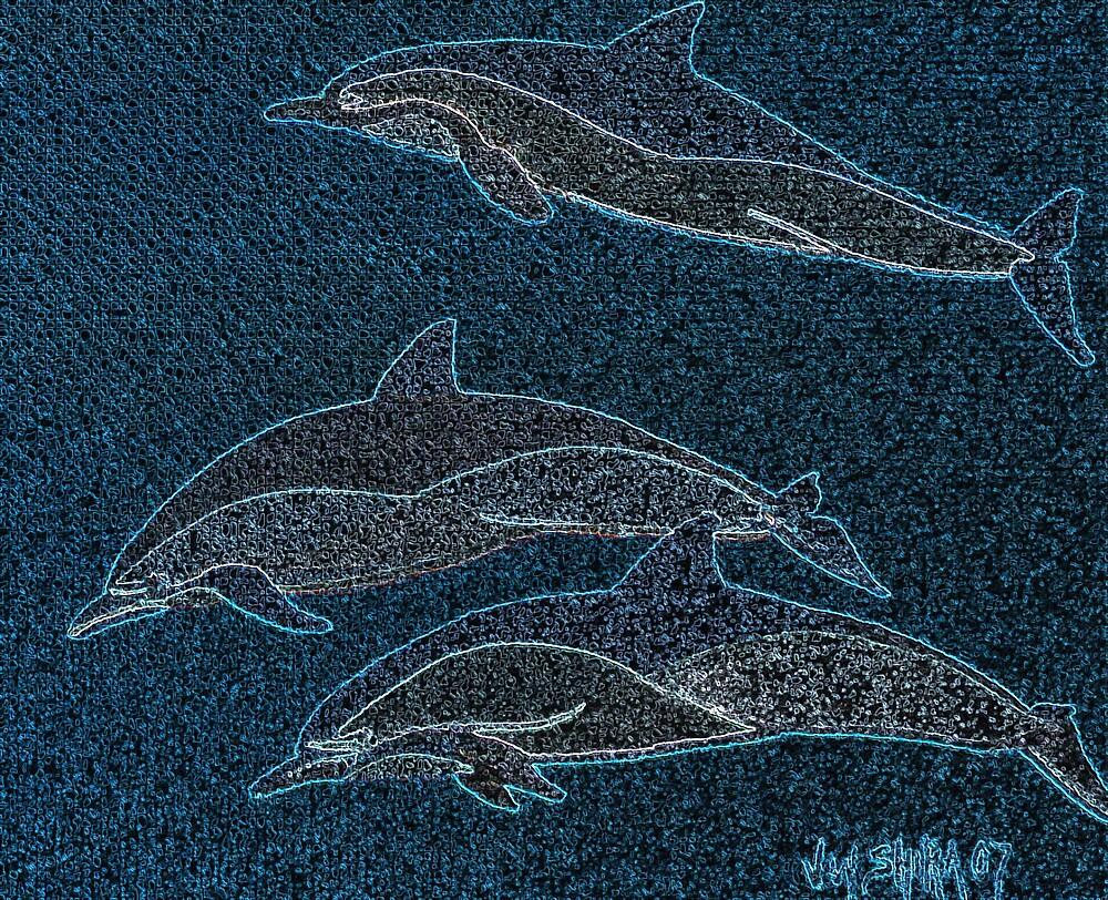 Swimmers by Jamie Winter-Schira