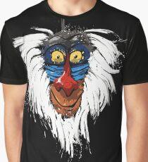 Crazy Rafiki Graphic T-Shirt