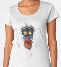 Crazy Rafiki Women's Premium T-Shirt