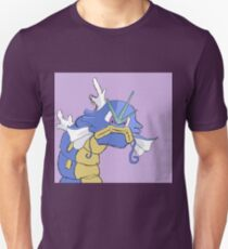 Gyarados with a closed mouth Unisex T-Shirt