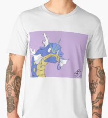 Gyarados with a closed mouth Men's Premium T-Shirt