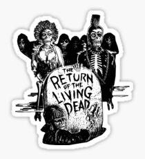 Return of the Living Dead Sticker