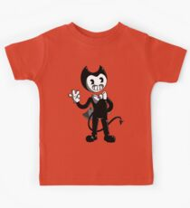 Bendy and the Ink Machine Drawing #2 Kids Tee