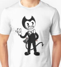 Bendy and the Ink Machine Drawing #2 Unisex T-Shirt