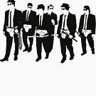 Mashup - Reservoir Dogs/A Clockwork Orange/Blues brothers by Michele Valerio