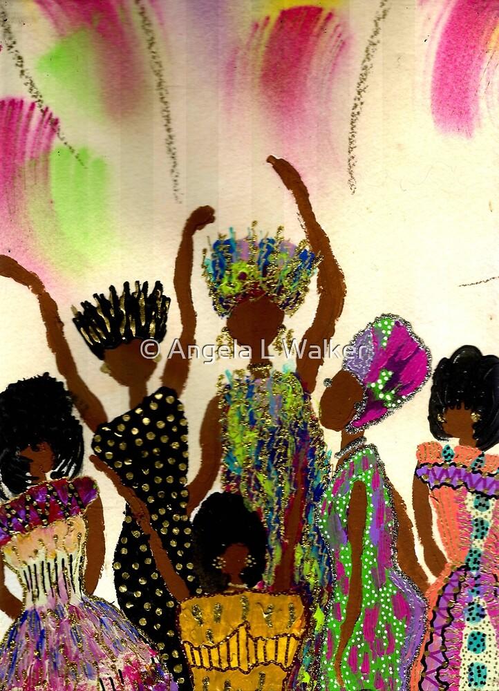 Tapestry by © Angela L Walker