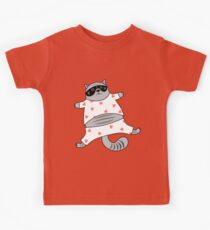 Relaxed Cats #RBSTAYCAY Kids Tee