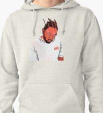 Kendrick Lamar Simple Art Pullover Hoodie