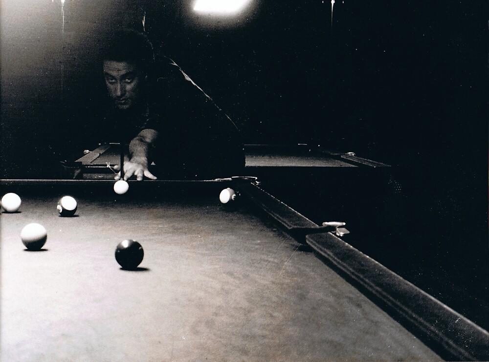 At Hustlers Lounge:  Nick by Javal