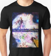 The Queen of Everything  Unisex T-Shirt