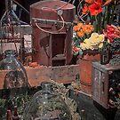 USA. Pennsylvania. Philadelphia Flower Show 2017. Still Life. by vadim19