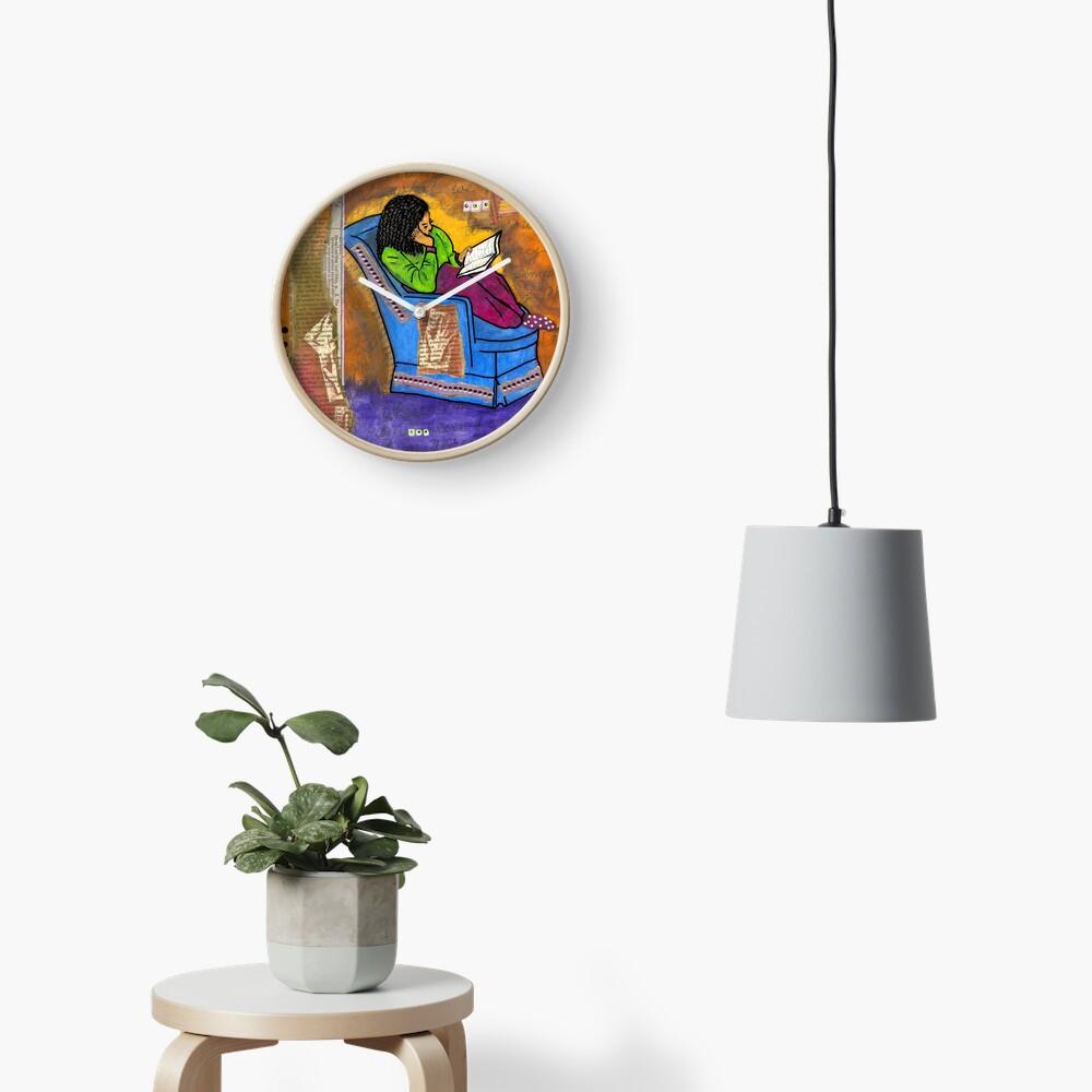 The Reader Clock