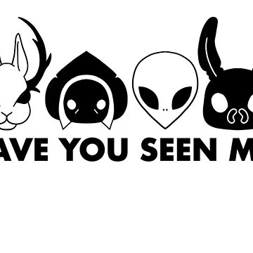 Have You Seen Me by art-shy