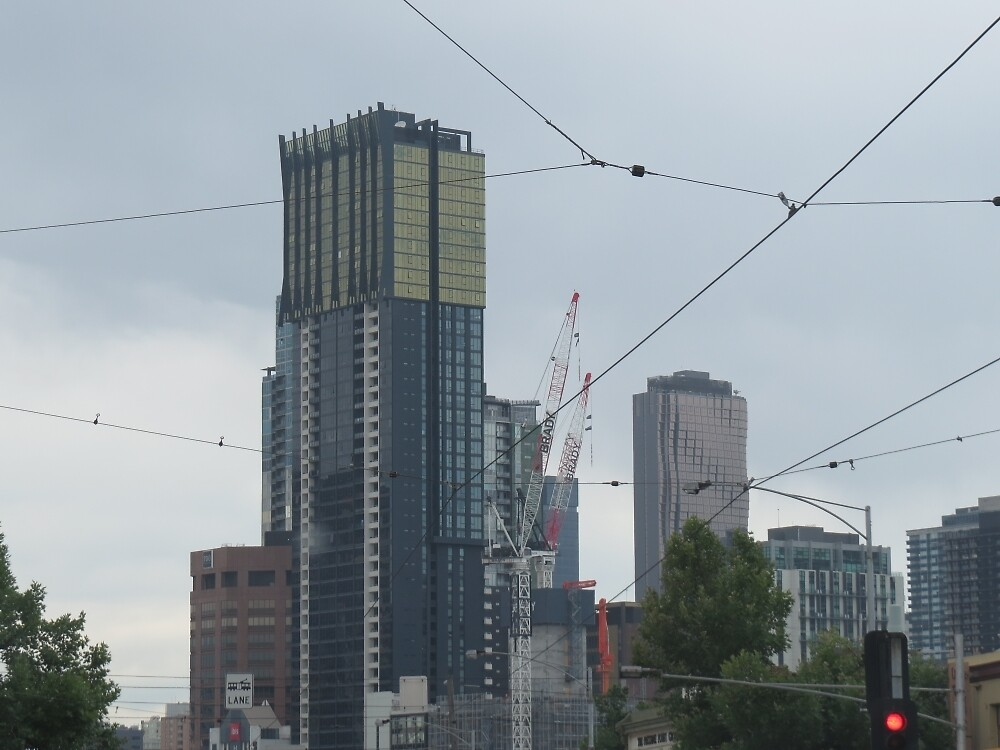 Melbourne skyscraper by FXDS