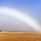 Gold At The End Of The Fogbow by Owed To Nature