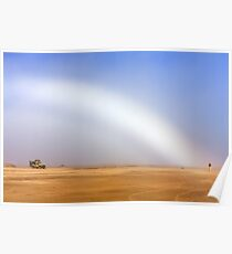 Gold At The End Of The Fogbow Poster