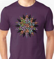 Floral Filigree  Unisex T-Shirt