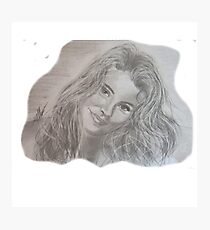Gage Golightly Photographic Print