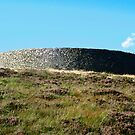 Grianan of Aileach, Donegal, Ireland by Shulie1