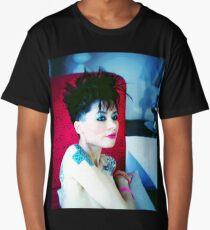 Model shirt (Shaina Mode) Long T-Shirt