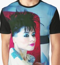 Model shirt (Shaina Mode) Graphic T-Shirt