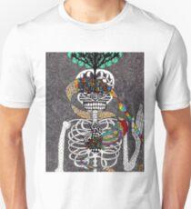 Bones of an Artist Unisex T-Shirt