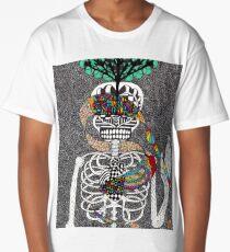 Bones of an Artist Long T-Shirt
