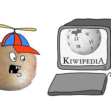 Kiwipedia by Plaatjes