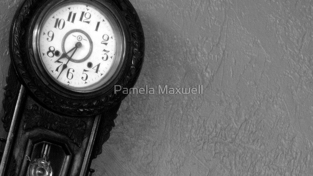 Time goes by by Pamela Maxwell