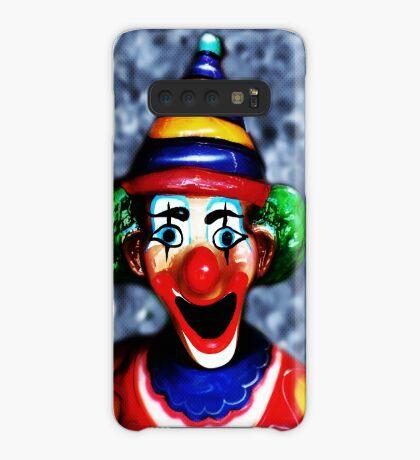 Nicht nur ein anderer Clown Hülle & Klebefolie für Samsung Galaxy