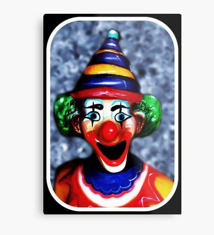 Nicht nur ein anderer Clown Metalldruck