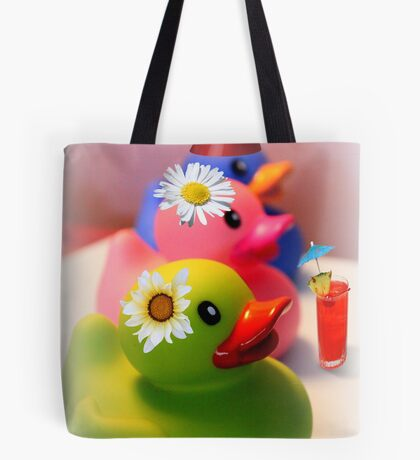 Party Zeit Tote Bag