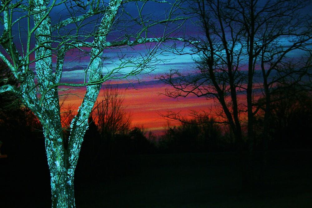Beautifull sun rise by mel1forjon