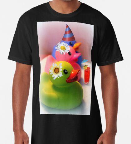 Party Zeit Longshirt