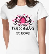 Yoga Namaste At Home  T-Shirt