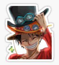 Luffy - One piece Sticker