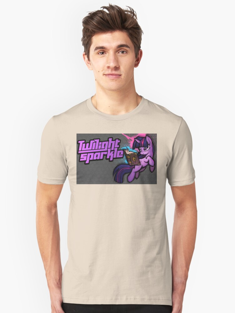 Twilight Sparkle Unisex T-Shirt Front