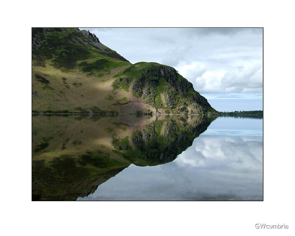 Anglers Crag by GWcumbria
