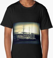 Tall Ship  Long T-Shirt