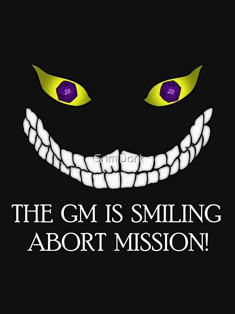 Der GM lächelt von GrimDork