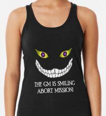 Camiseta con espalda nadadora El GM está sonriendo